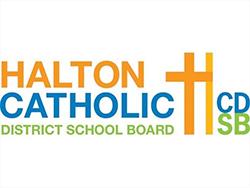 Halton Catholic District School Board logo