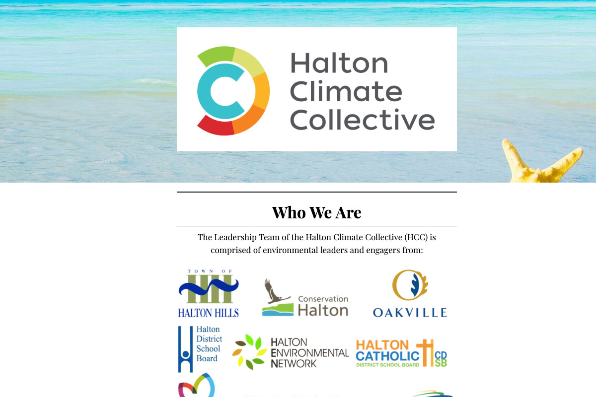 Halton Climate Collective July 2019 Newsletter